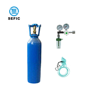 High Pressure Gas Cylinder/ Oxygen Cylinder-5L 20 Bar