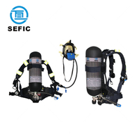 SEFIC 6.8/30 Air Breathing Apparatus